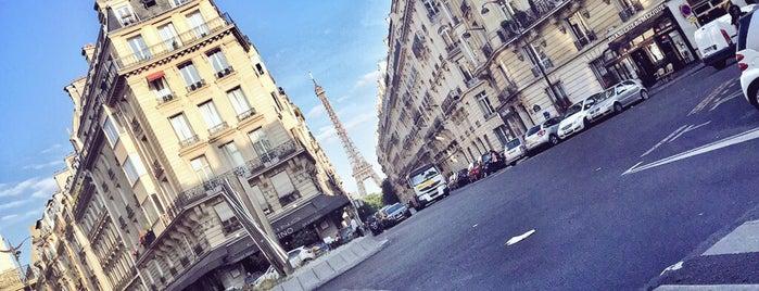 Place de Mexico is one of Most famous places in Paris.