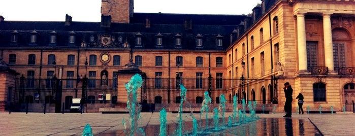Place de la Libération is one of Dijon : rues & places.