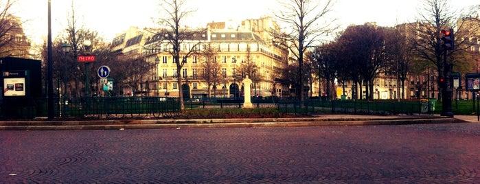 Place du Maréchal Juin is one of Most famous places in Paris.