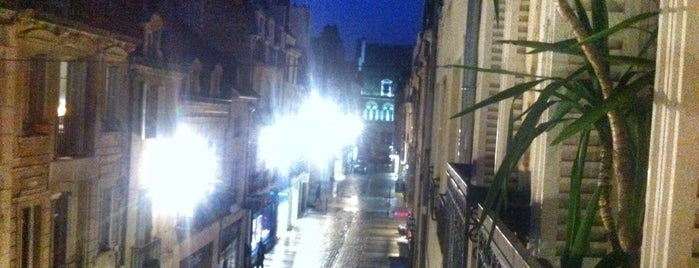 Rue du Bourg is one of Dijon : rues & places.