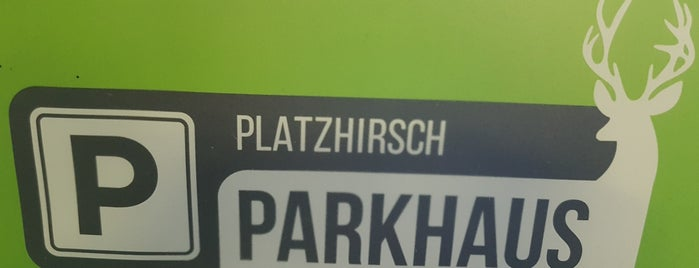 Platzhirsch is one of Barometer Frankfurt 2014 - Teil 1.
