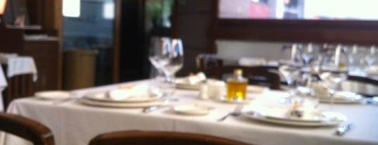 Illunbe is one of Restaurantes en Madrid.