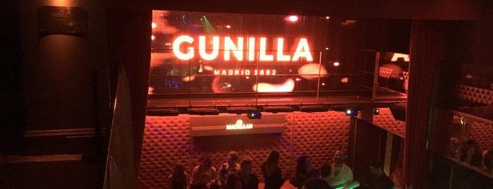 gunilla is one of Madrid.