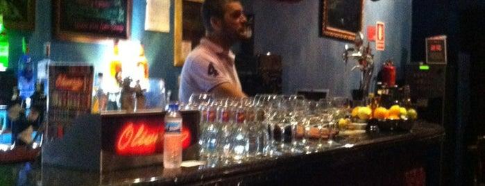 Olivera is one of Madrid.