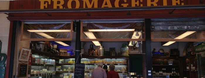 Fromagerie Jouannault is one of The 15 Best Places for Cheese in Paris.