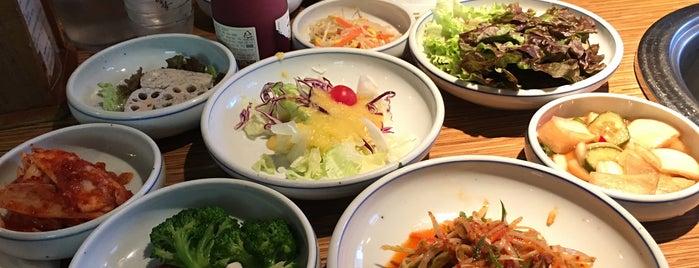 Wangbijib is one of Korea doe.