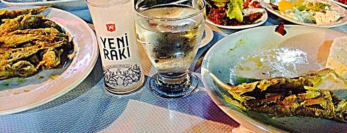 Ayana Restaurant is one of URLA.