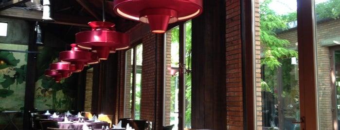 Duck de Chine is one of 36 hours in...Beijing.