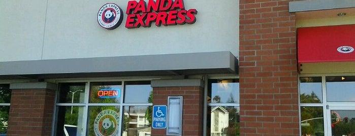 Panda Express is one of Foodies.