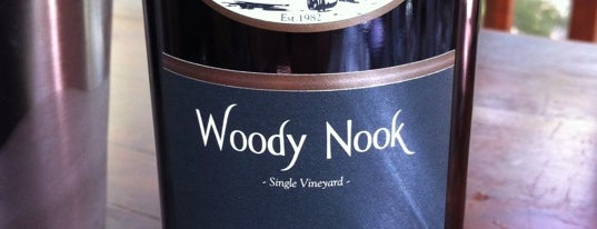 Woody Nook is one of Margaret River.