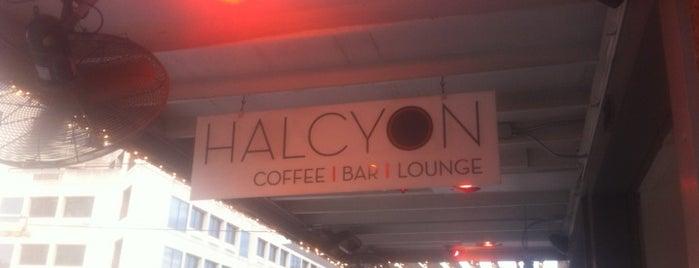 Halcyon Coffee, Bar & Lounge is one of VaynerMedia: SXSW 2012.
