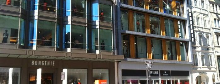 Bongénie is one of Genève City Guide.
