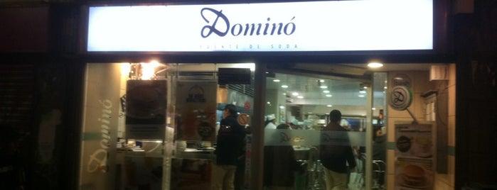 Dominó Alameda is one of Gastronomía en Santiago de Chile.