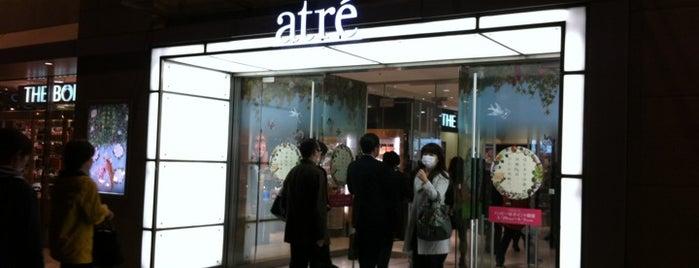 atre Kawasaki is one of 横浜・川崎のモール、百貨店.