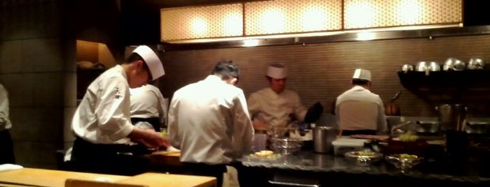 Mutsukari is one of Tokyo Fine Dining.