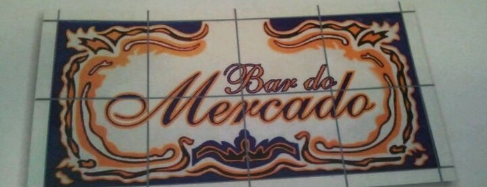Bar do Mercado is one of Butecos.