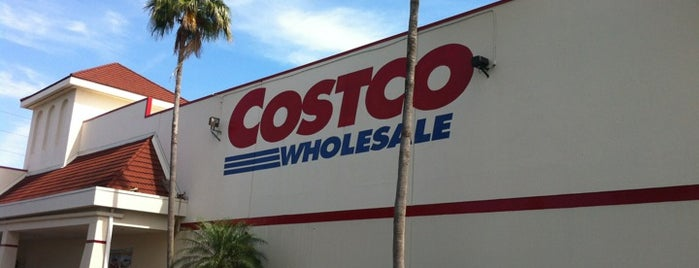 Costco Wholesale is one of market.