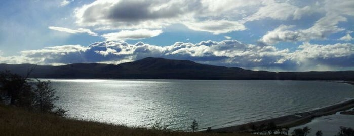 Lago Fagnano is one of Patagonia (AR).