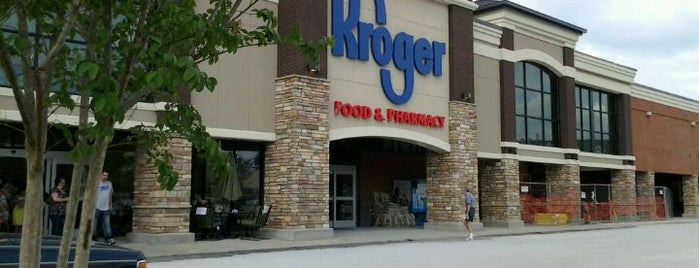 Kroger is one of Places to Visit in Dunwoody.