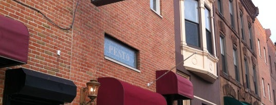 Ristorante Pesto is one of The 15 Best Places for Chicken Cutlets in Philadelphia.