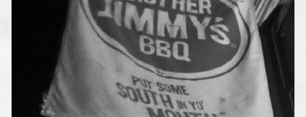 Brother Jimmy's BBQ is one of Restaurants Part 2.