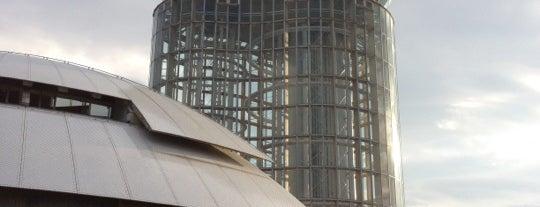 鳥取県立夢みなとタワー is one of Observation Towers @ Japan.