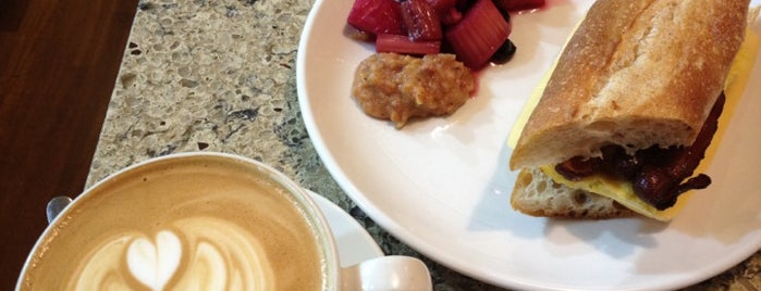 Floriole Cafe & Bakery is one of 100 Best Places in Chicago: TOC Staff Picks.