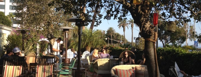 The Bungalow Santa Monica is one of America's Ultimate Rooftop Bars.