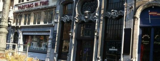 Bonaparte is one of Antwerpen.