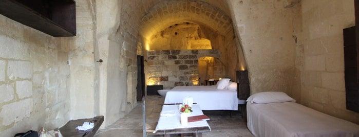 Sextantio | Le Grotte della Civita is one of Puglia | Basilicata.