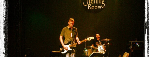 The Sterling Room is one of Sounds Great!.