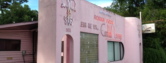 Fleur de Lis Pizza is one of The 15 Best Places for a Pizza in Baton Rouge.