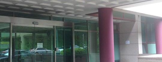 서울대학교 뉴미디어통신공동연구소 is one of Seoul Natl Univ.
