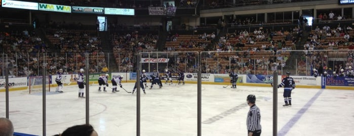 SNHU Arena is one of 2012-13 Merrimack College Hockey Road Trips.
