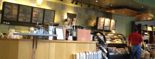 Starbucks is one of US TRAVEL DALLAS.