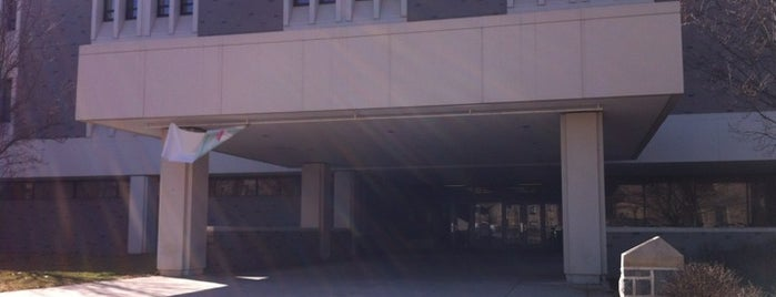 Litton-Reaves Hall is one of tech.