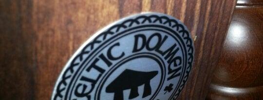 The Celtic Dolmen Irish Pub is one of Novosibirsk TOP places.