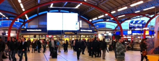 Utrecht Central Station is one of Places of interest.
