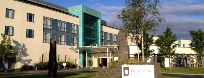 Fota Island Resort is one of PIBWTD.