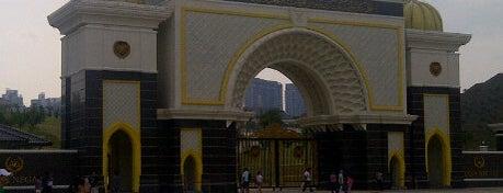 Istana Negara (National Palace) is one of แวะเที่ยว Kuala Lumpur, Malaysia (3).
