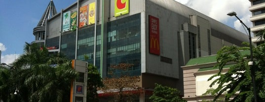 Big C is one of Shopping mall.