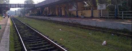 Kelaniya Railway Station is one of Railway Stations In Sri Lanka.
