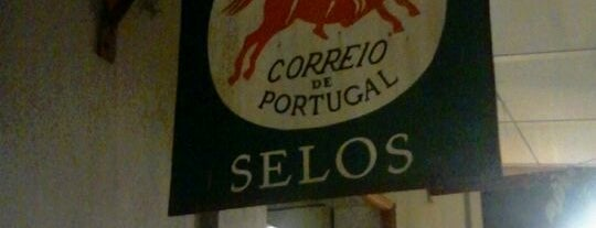 O Antigo Carteiro is one of Restaurantes (Grande Porto).