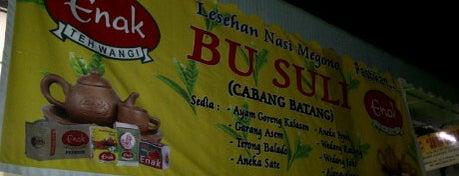 Lesehan Nasi Megono Bu Suli is one of Pekalongan World of Batik.