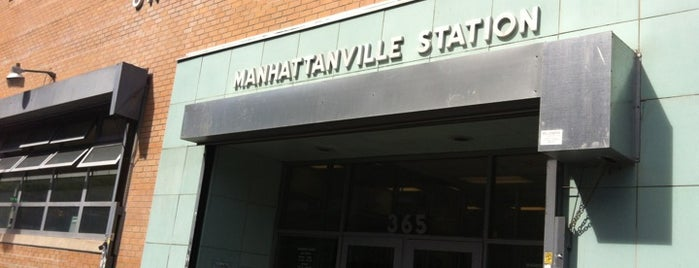 US Post Office - Manhattanville Station is one of Club life out.