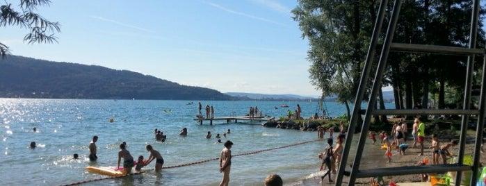 Plage de la Brune is one of Beach.