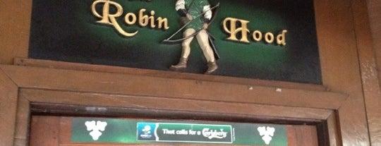 The Robin Hood is one of Bangkok.
