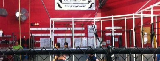 CrossFit PH is one of San Francisco CrossFit.