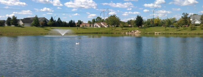 Hoff Woods Park is one of Columbus Area Parks & Trails.