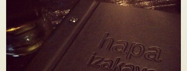 Hapa Izakaya is one of Where To Eat: Raincity's Best.